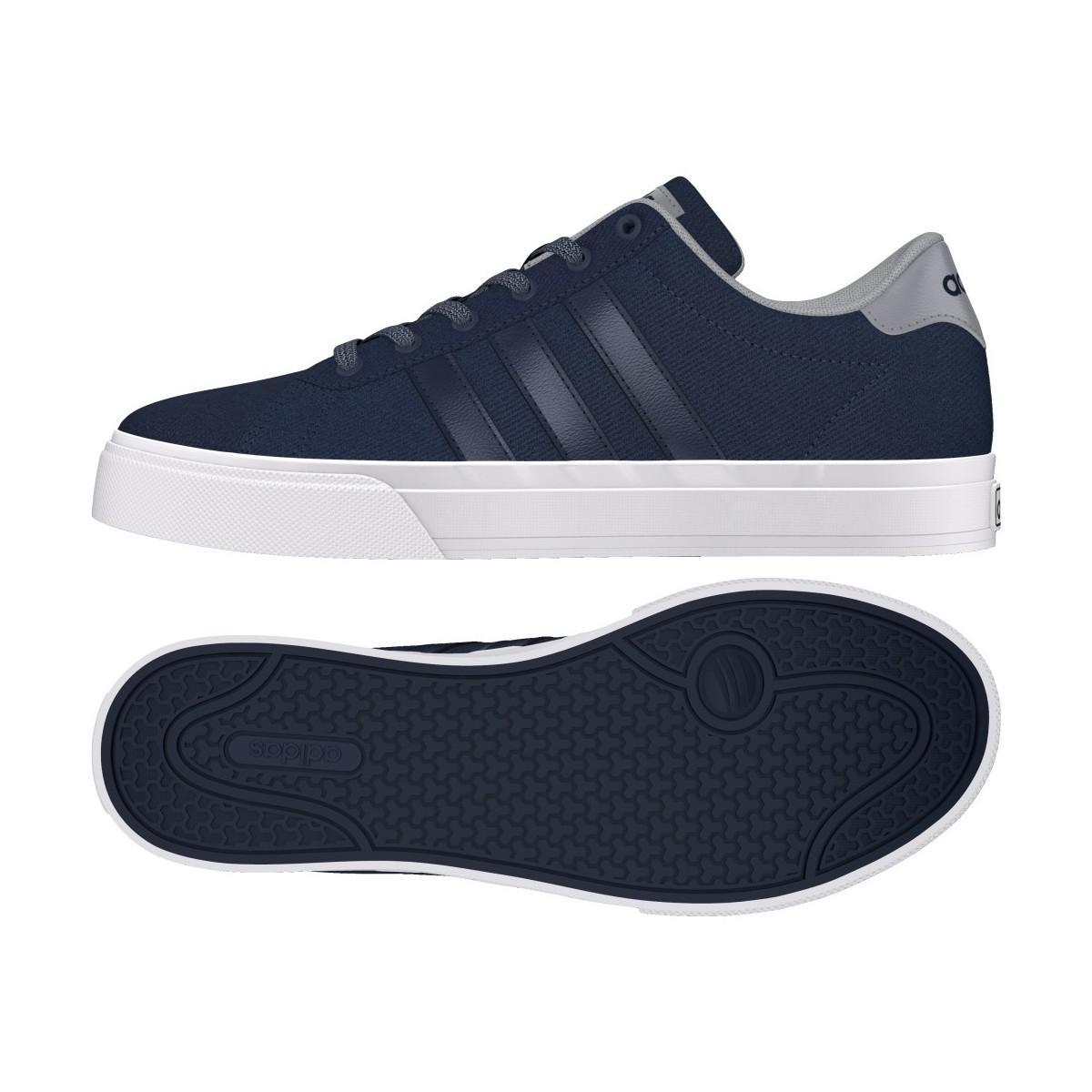 adidas Daily B74310 Men's Shoes (trainers) In Blue for Men