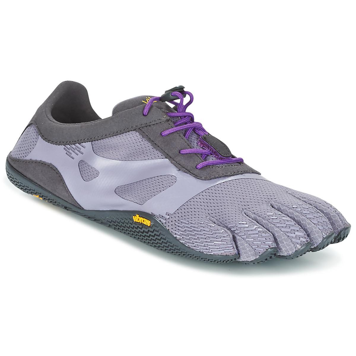 low priced dc622 57a3b Vibram Fivefingers Kso Evo Women s Running Trainers In Purple in ...