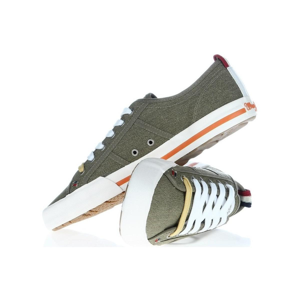 Wrangler Jaggy Canvas Men's Shoes (trainers) In Multicolour for Men