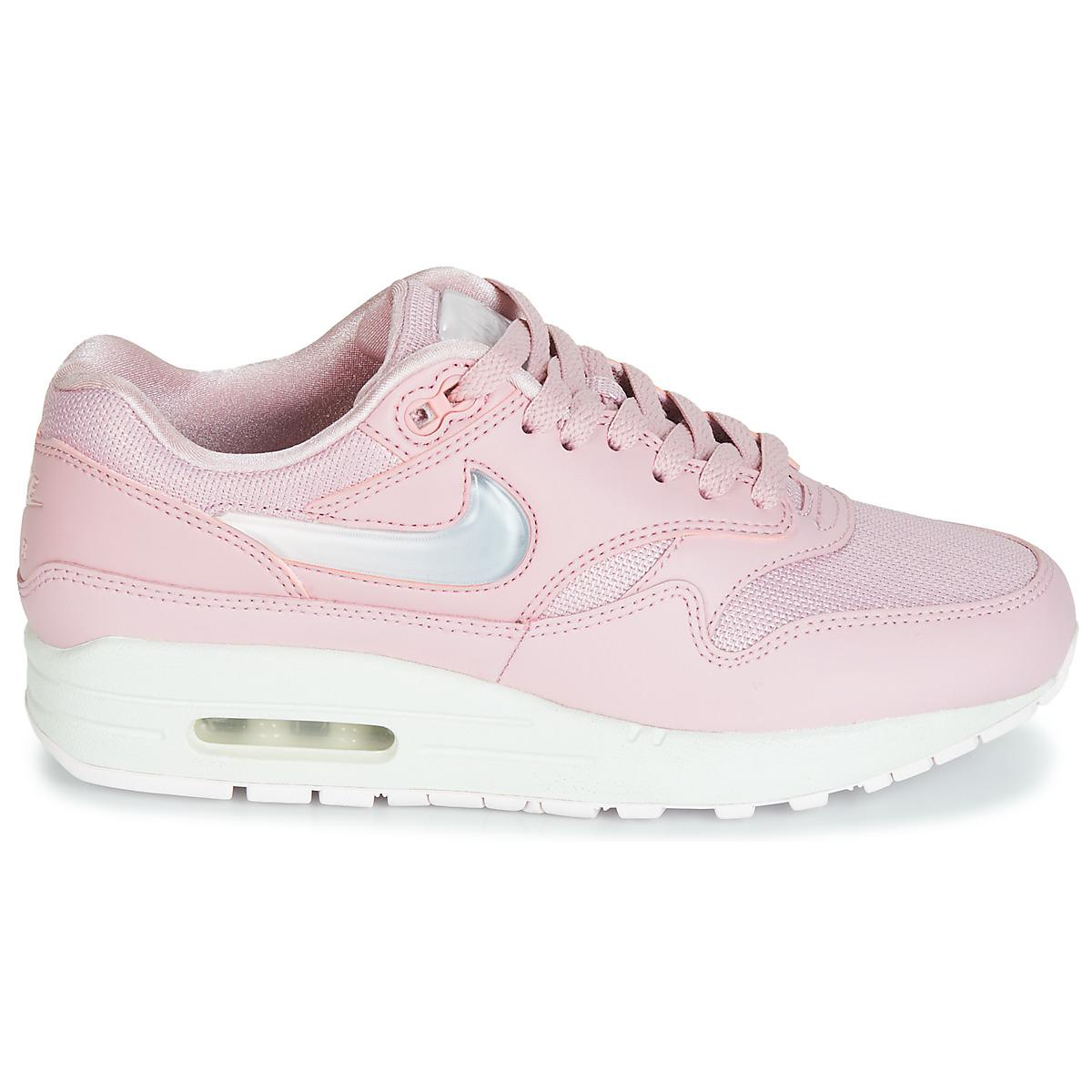 bbeaad4cb8232 Nike Air Max 1 Jp W Shoes (trainers) in Pink - Save 1% - Lyst