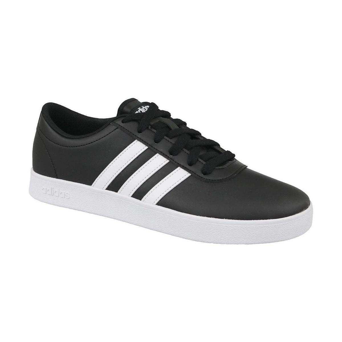 Adidas Easy Vulc 20 Men s Shoes (trainers) In Black in Black for Men ... b42bc71f3