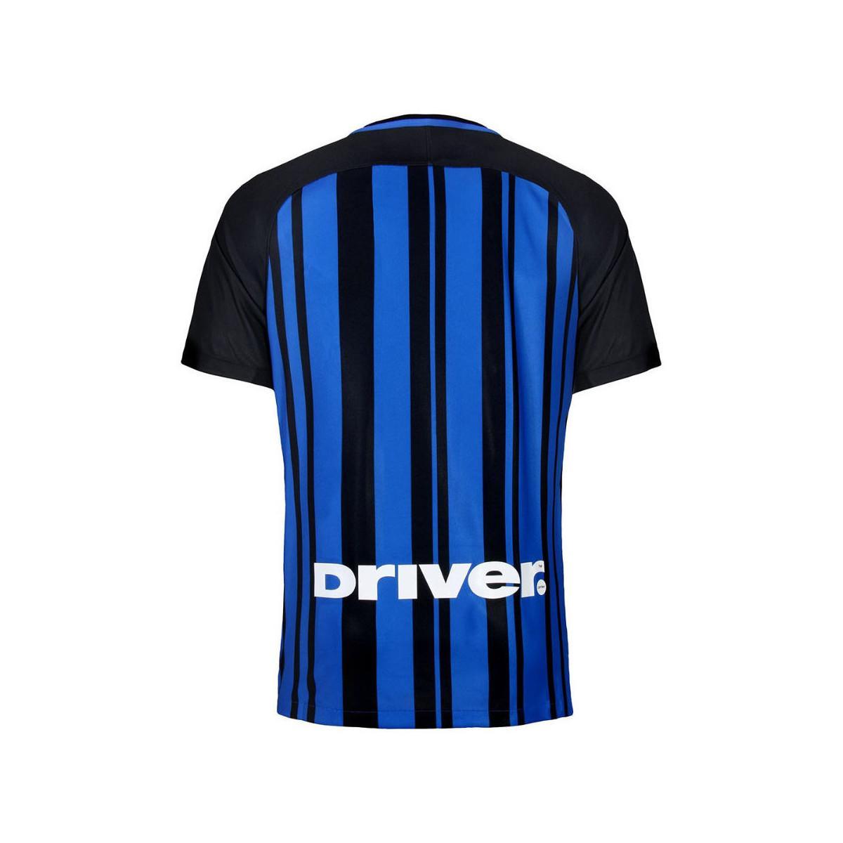5fe5c7f6a Nike 2017-18 Inter Milan Home Shirt (icardi 9) Women's T Shirt In ...