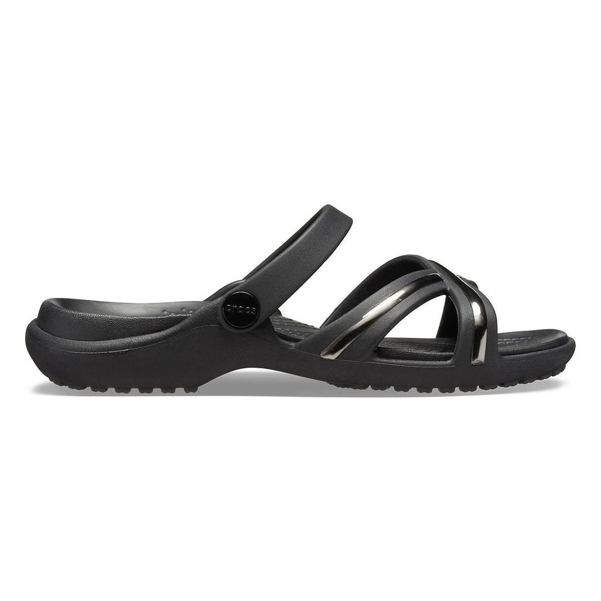205571 Sandales Crocs�?en coloris Noir