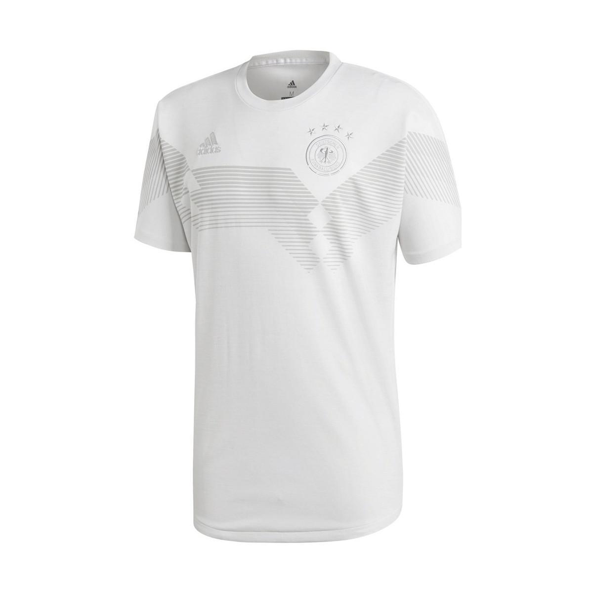 43cd5251f adidas. 2018-2019 Germany Seasonal Special Tee Women s T Shirt In White