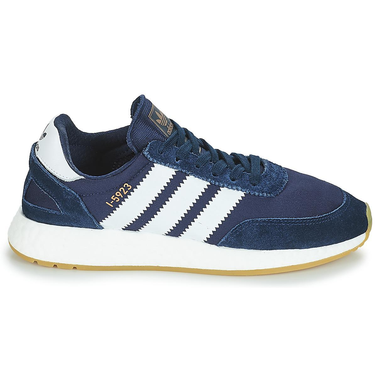 new style 92795 f375f Adidas - Blue I-5923 Mens Shoes (trainers) In Multicolour for Men -. View  fullscreen