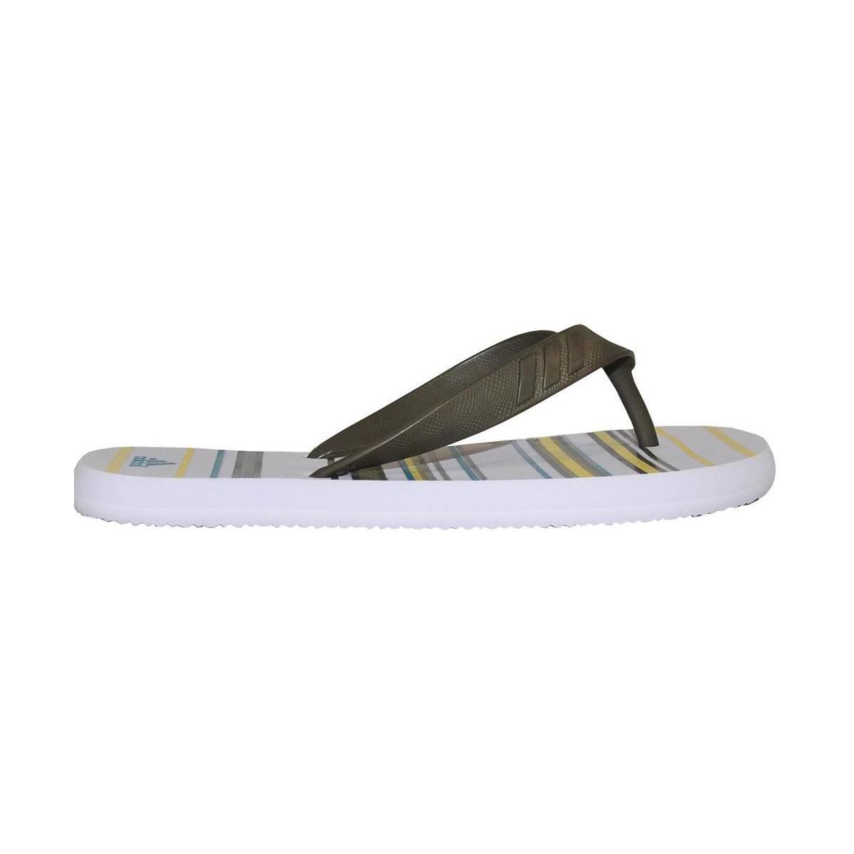 8be955979 adidas Juuvi St W Women s Flip Flops   Sandals (shoes) In Green in ...