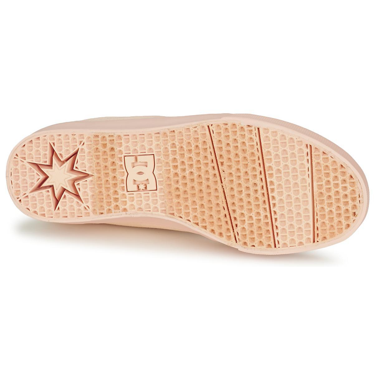 DC Shoes Trase Tx Se J Shoe Bcg Women's Shoes (trainers) In Orange