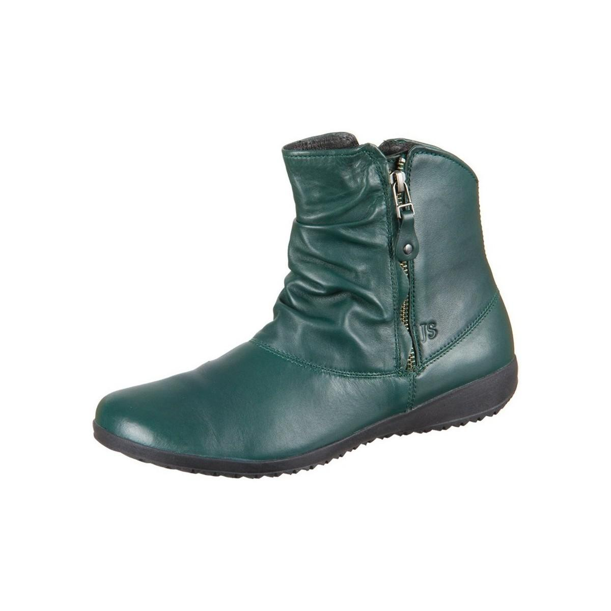 e0be98443999 Josef Seibel Naly 24 Women s Mid Boots In Green in Green - Lyst