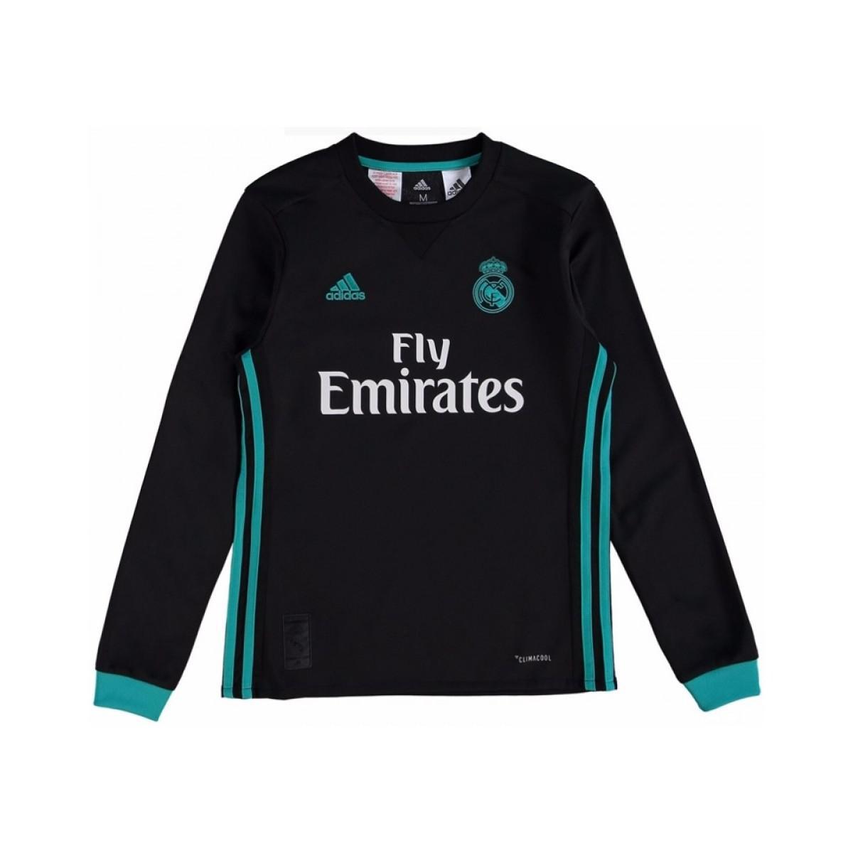 2e8560b0d Adidas - 2017-18 Real Madrid Away Long Sleeve Shirt - Kids (navas 1. View  fullscreen