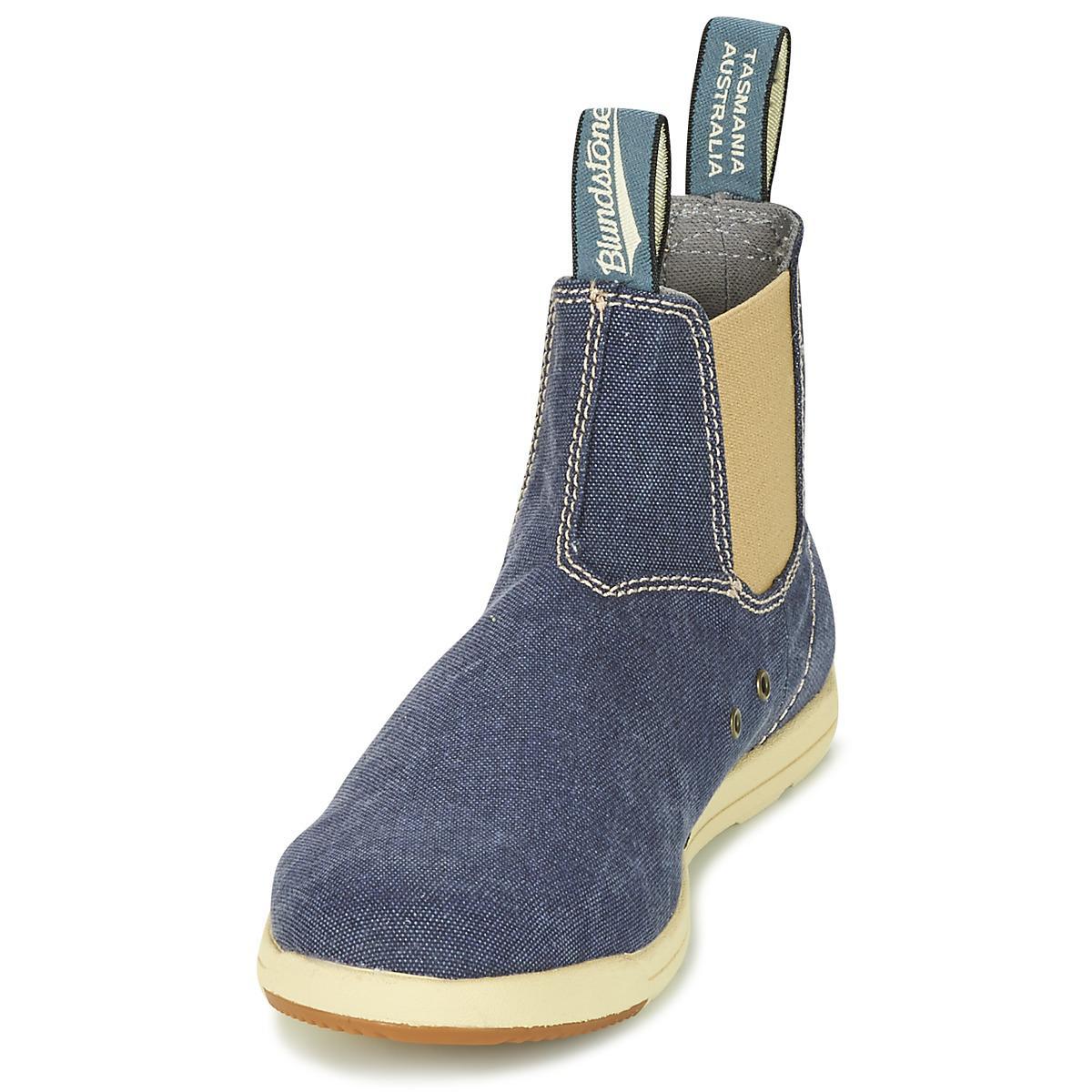 Blundstone Eva Chelsea Boot Women's Mid Boots In Blue