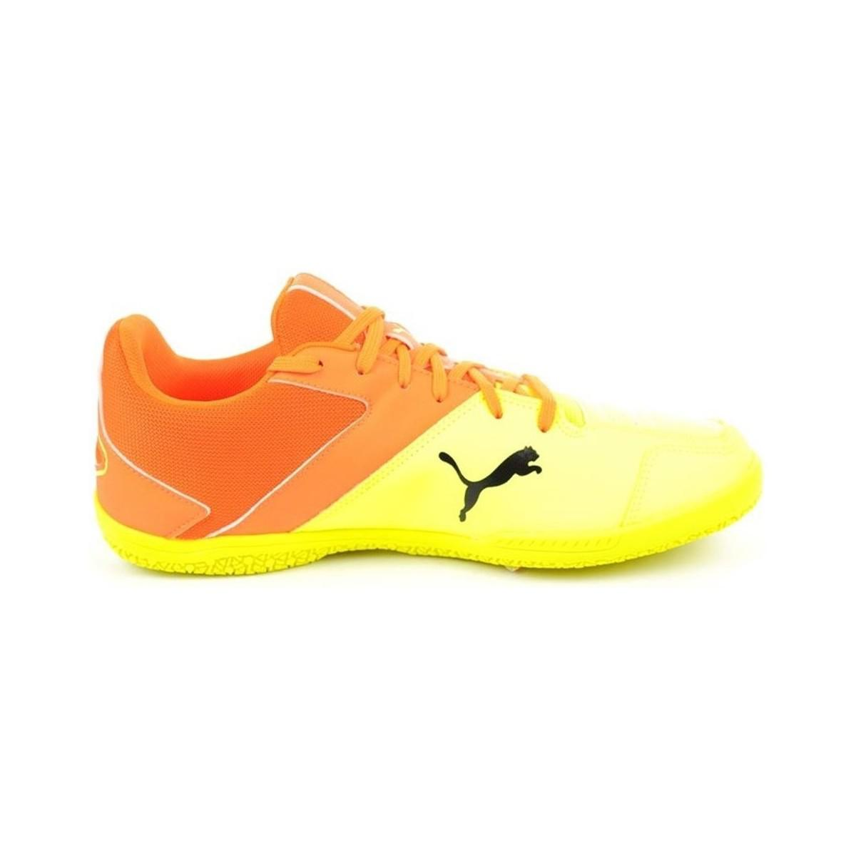 8dfad5a10fe Online Mens Footwear Puma Gavetto Sala Football Shoes Yellow  great quality  5823a 2a6be PUMA. Gavetto Sala Mens Shoes .. ...