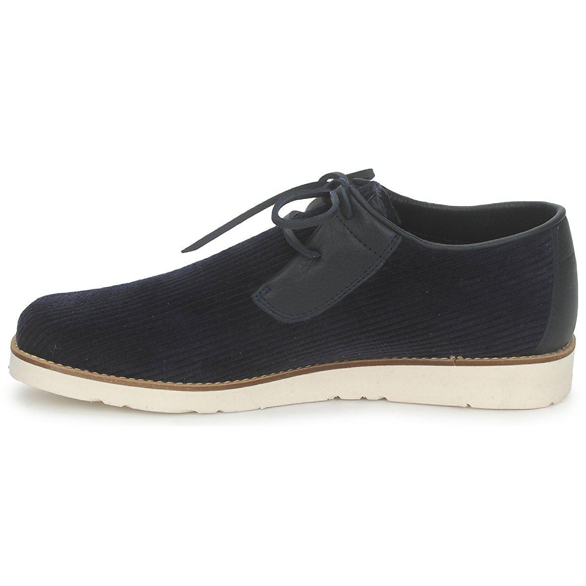 Nicholas Deakins Macy Micro Men's Casual Shoes In Blue for Men