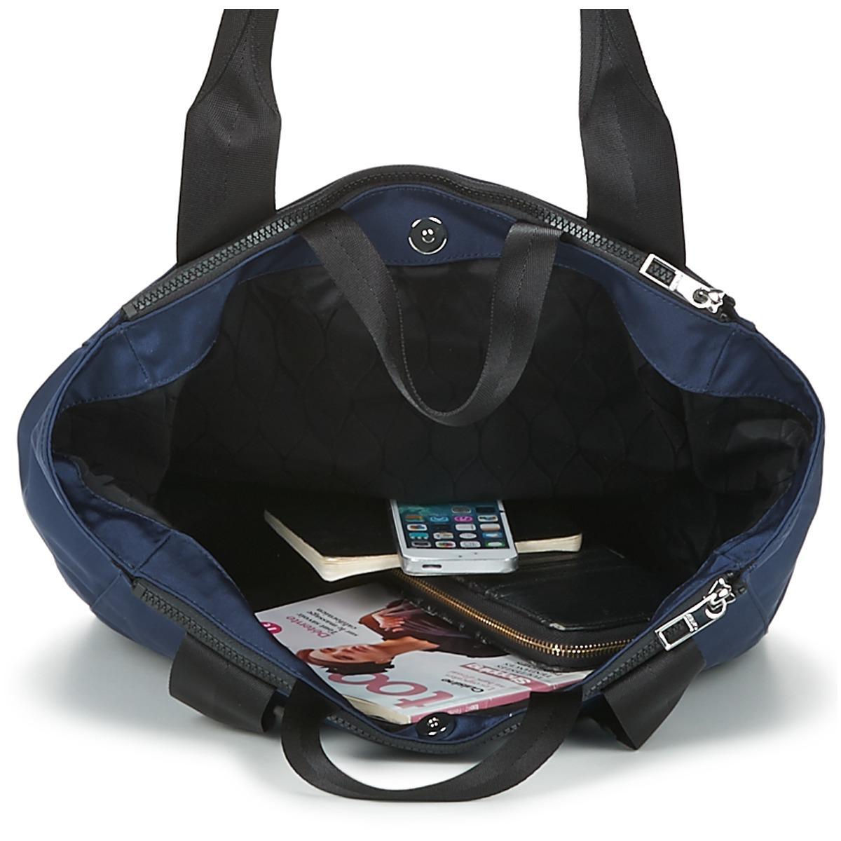 KENZO Kanvas Tiger Tote Large Women's Shopper Bag In Blue