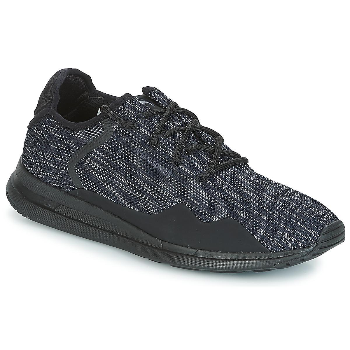 6366bf5bc2b9 Le Coq Sportif Solas Premium Men s Shoes (trainers) In Black in ...