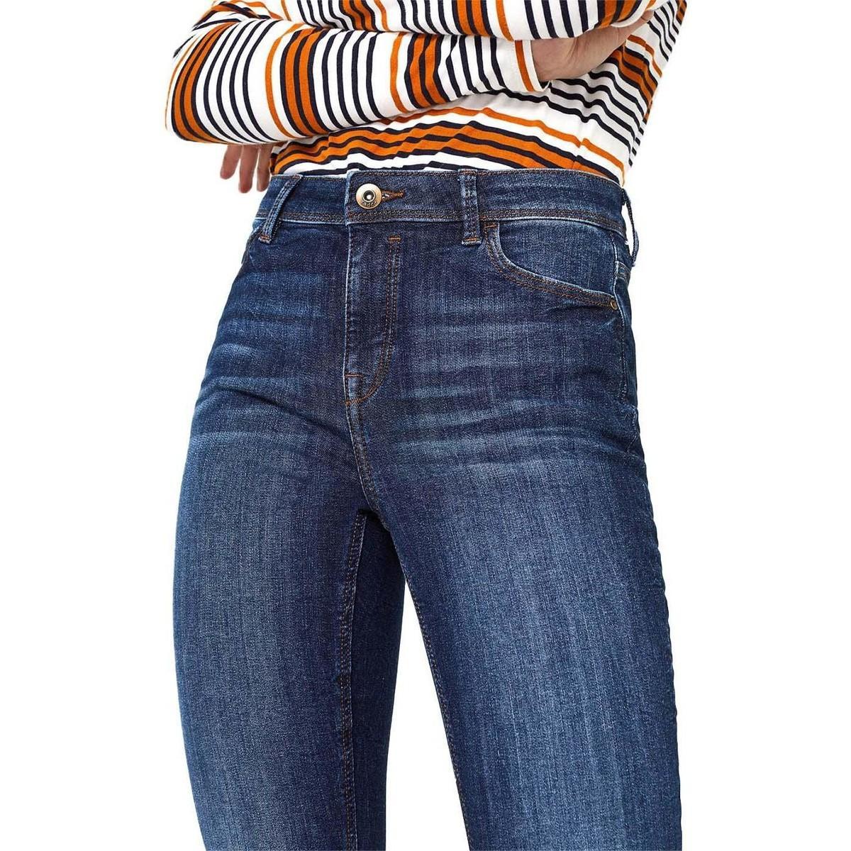 109CC1B018 Jeans Jean Esprit en coloris Bleu