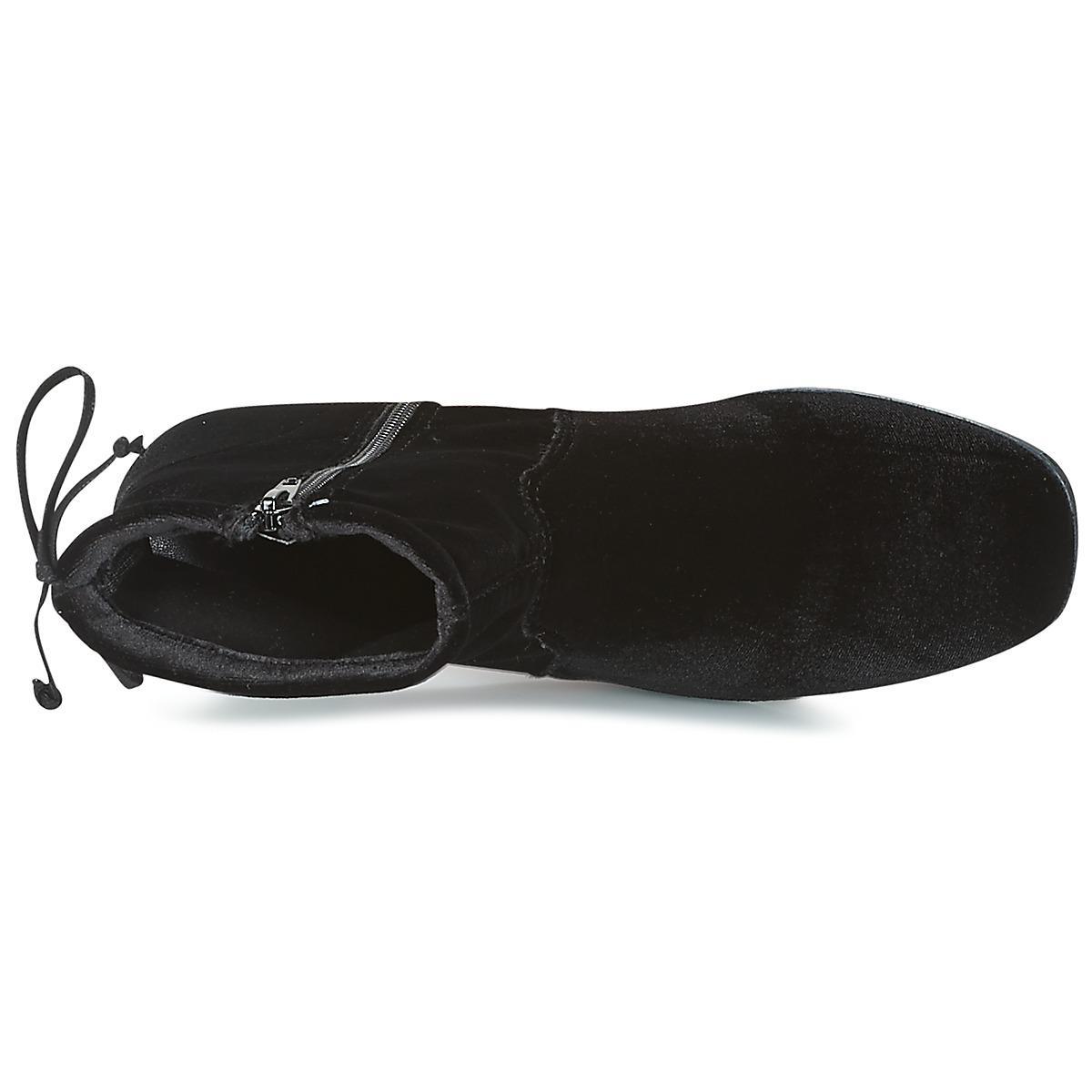 Tamaris Aris Women's Low Ankle Boots In Black