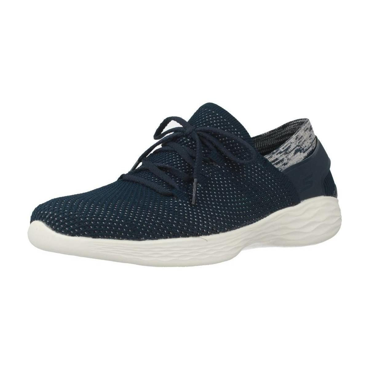 Skechers You Spirit Women's Shoes (trainers) In Blue