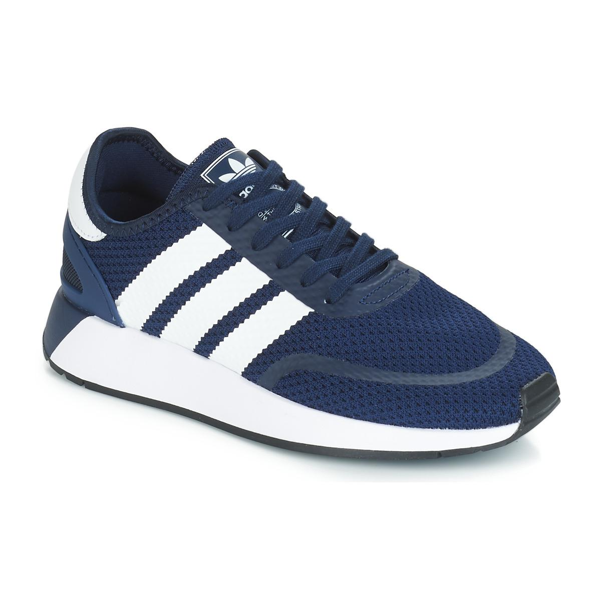 super popular 7b7ee 1f919 Adidas - N-5923 Men s Shoes (trainers) In Blue for Men - Lyst. View  fullscreen