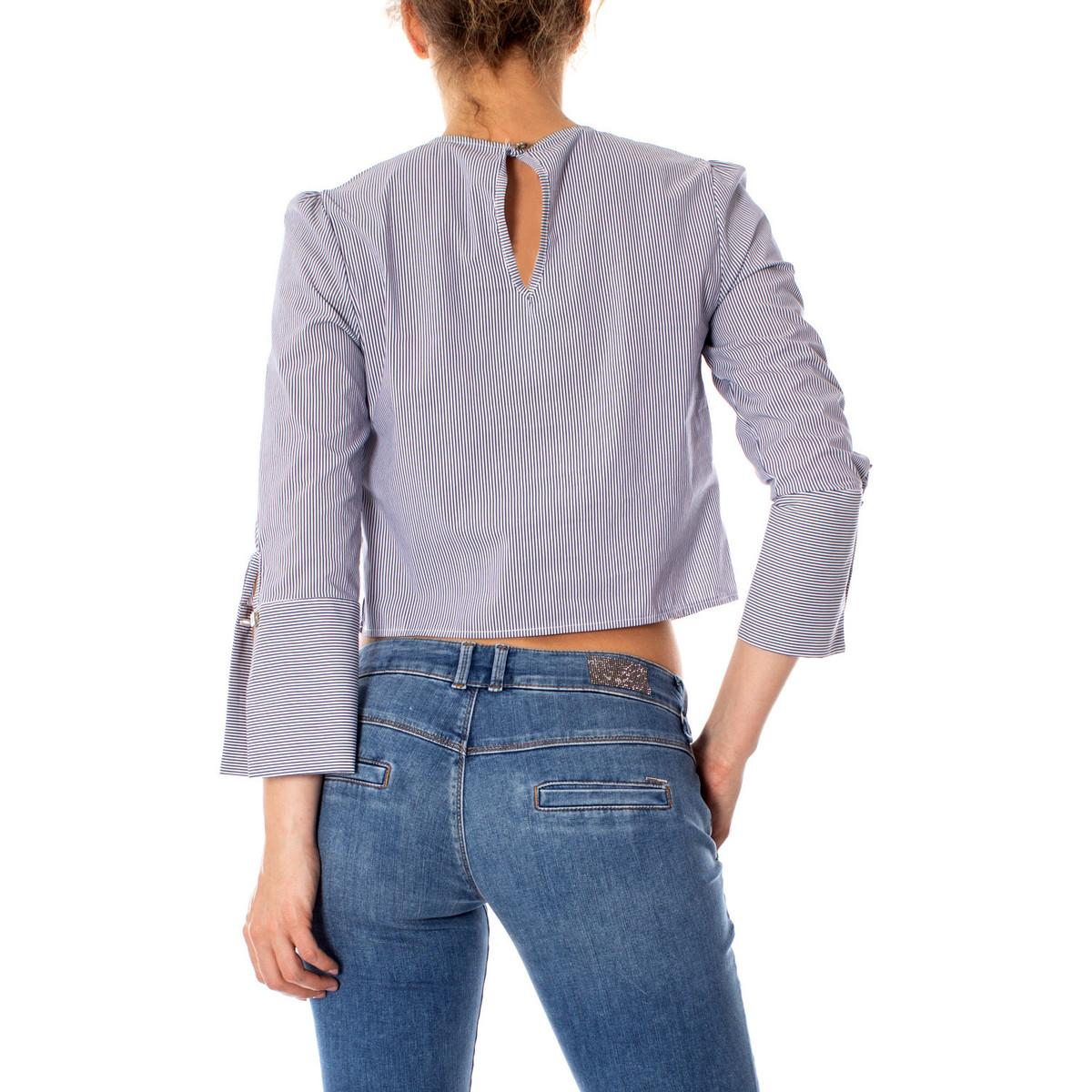 CFC0014674002 femmes Blouses en bleu Rinascimento en coloris Bleu - 34 % de réduction