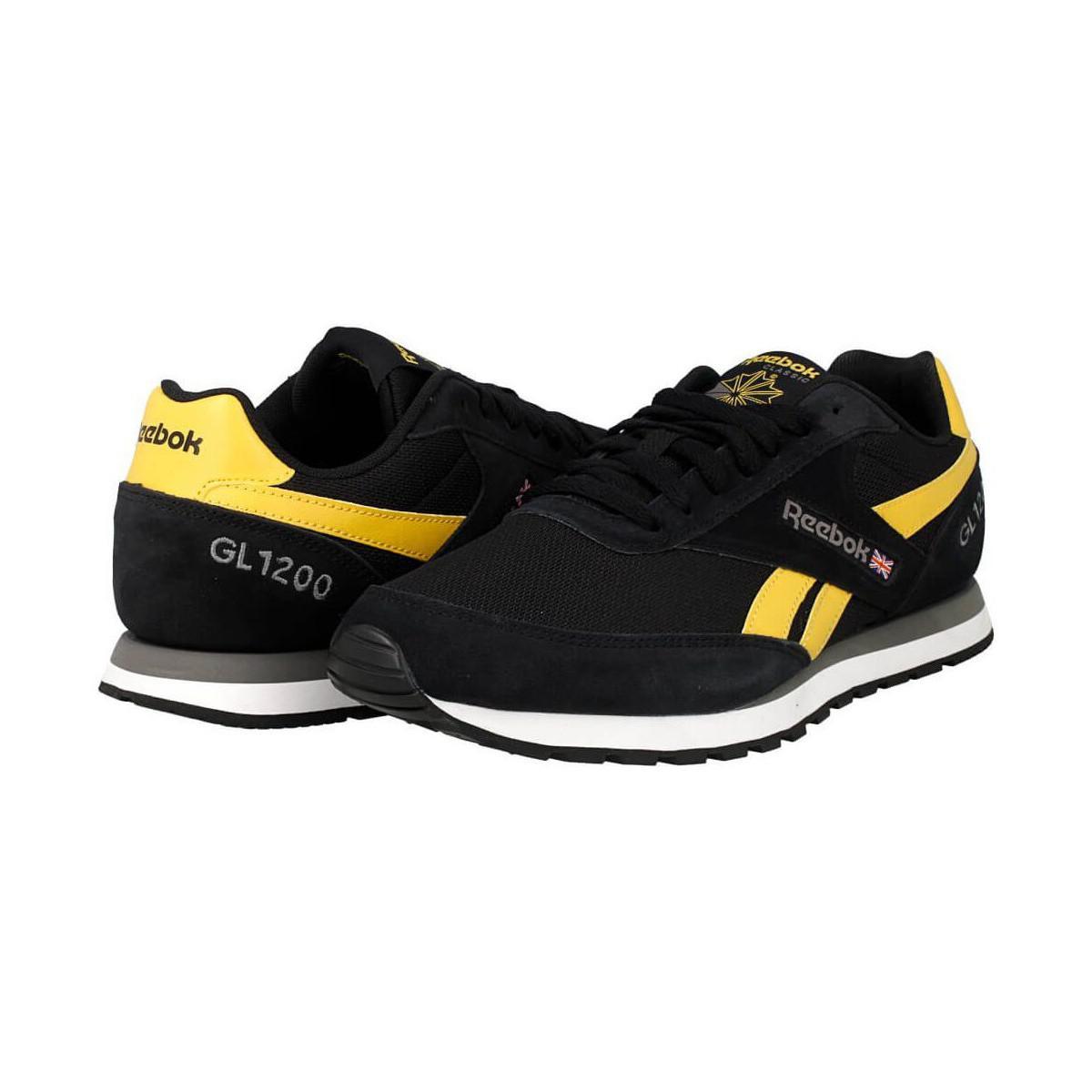 Reebok Gl 1200 Men's Shoes (trainers) In Black for Men