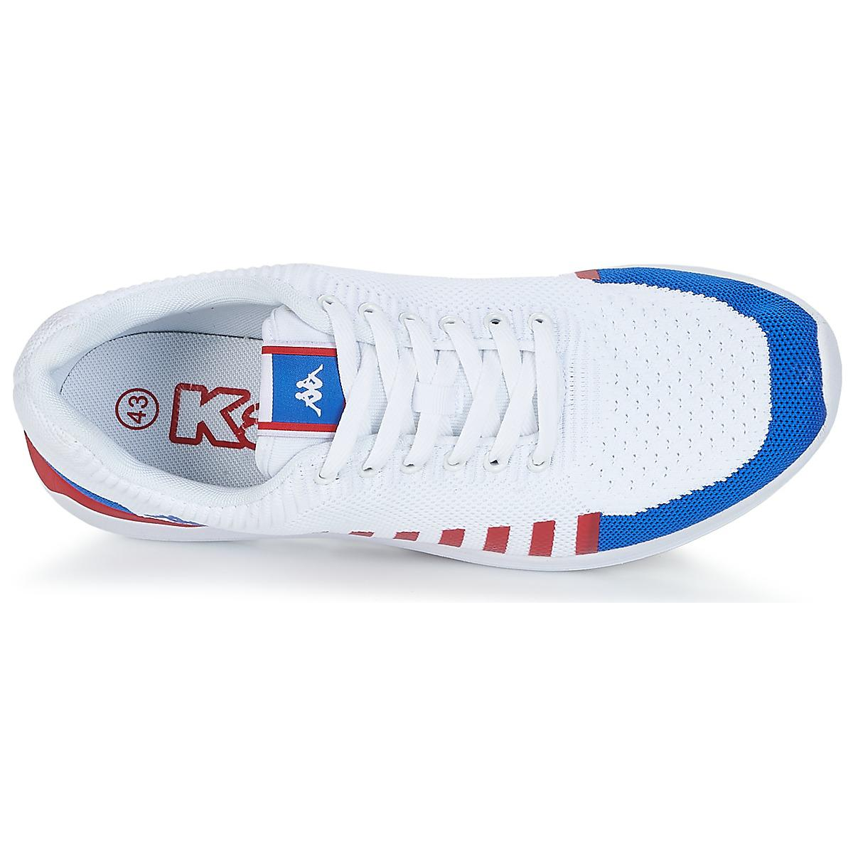 Kappa Us One Men's Shoes (trainers) In White for Men