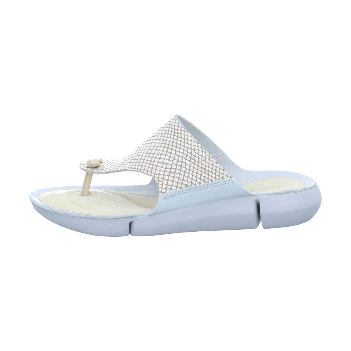 b5a50e382 Clarks Tri Carmen Women s Flip Flops   Sandals (shoes) In Pink in ...