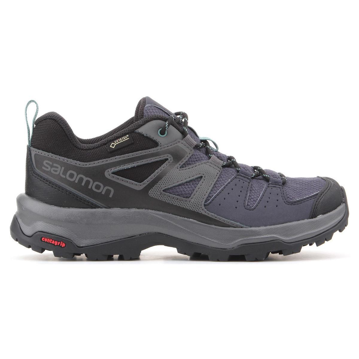 4ac876e1a766 Yves Salomon X Radiant Gtx 404841-23 Women s Walking Boots In Purple ...
