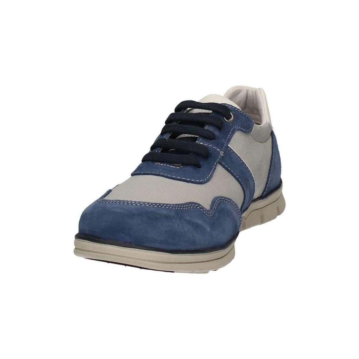 Keys 3071 Sneakers Man Blue Men's Shoes (trainers) In Blue for Men