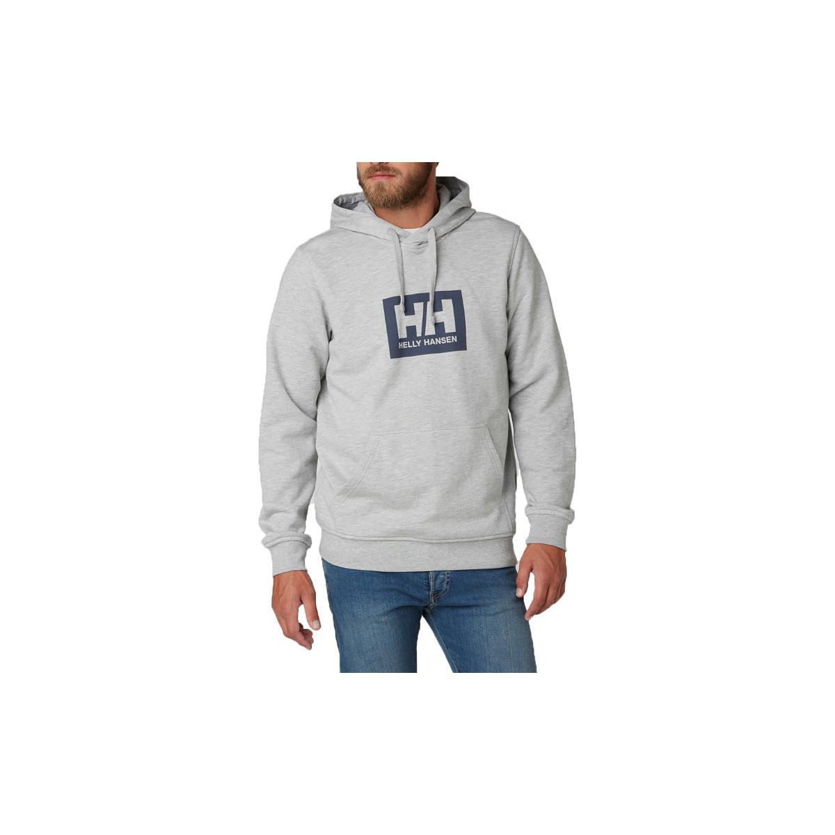Helly Hansen Sweater Tokyo Hoodie 53289-949 in het Grijs voor heren