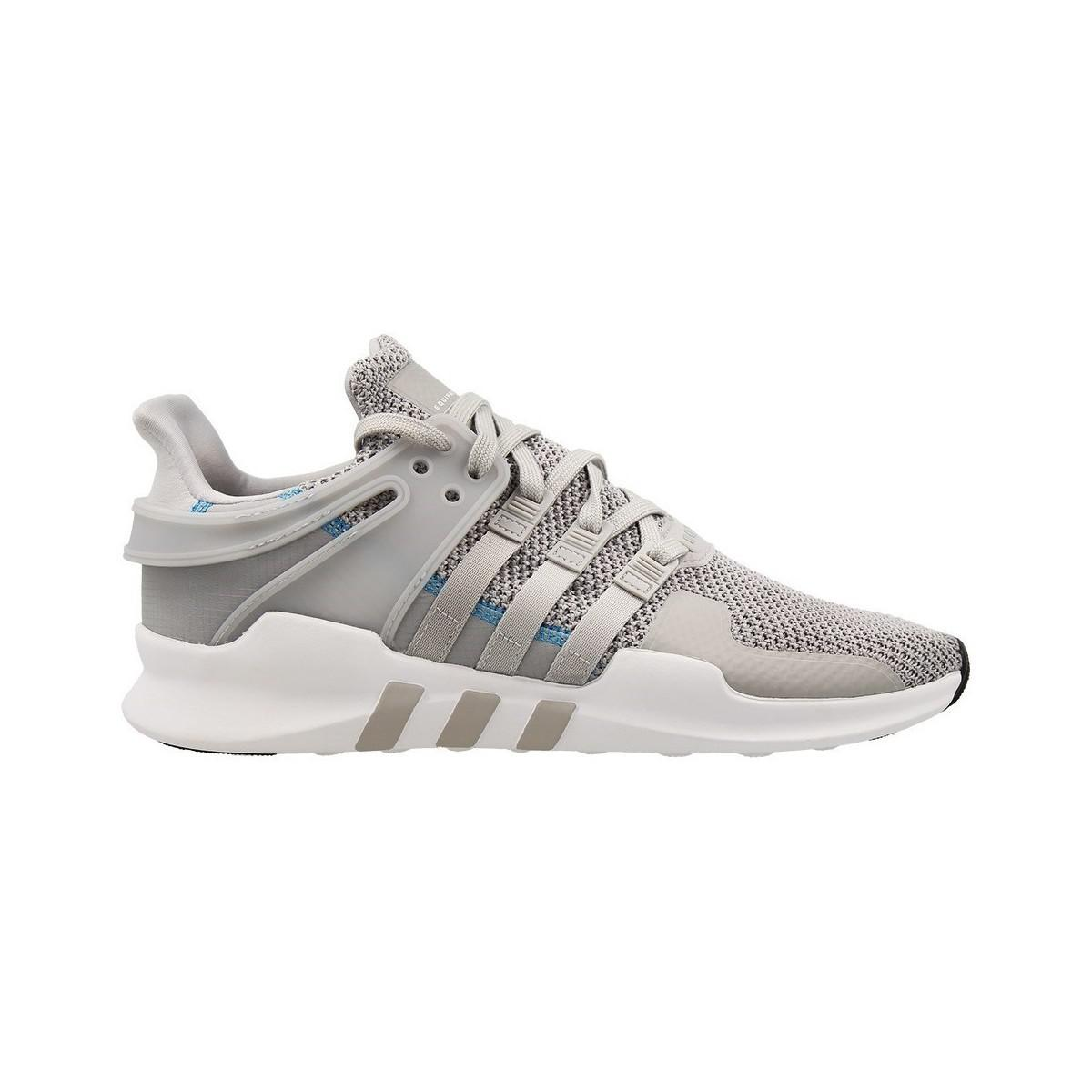 reputable site cdafd aafe7 Adidas Eqt Support Adv Mens Shoes (trainers) In White in Whi