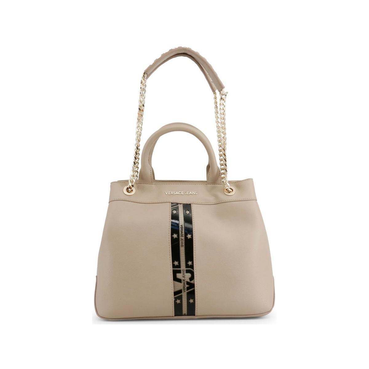 Versace Jeans - White - e1vrbbn1 70048 femmes Sac à main en blanc for Men -  Lyst. Afficher en plein écran 4e8fbcbaca1