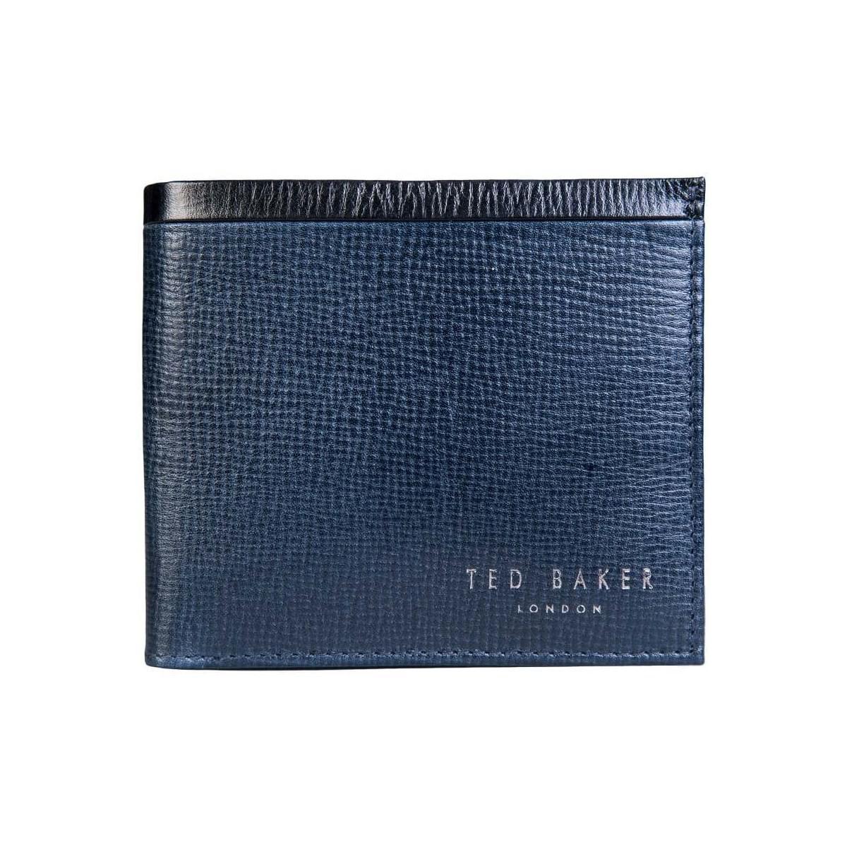 49e059378264da Ted Baker Wallet And Card Holder Gift Set Da7m Gg62 Crossy Men s ...