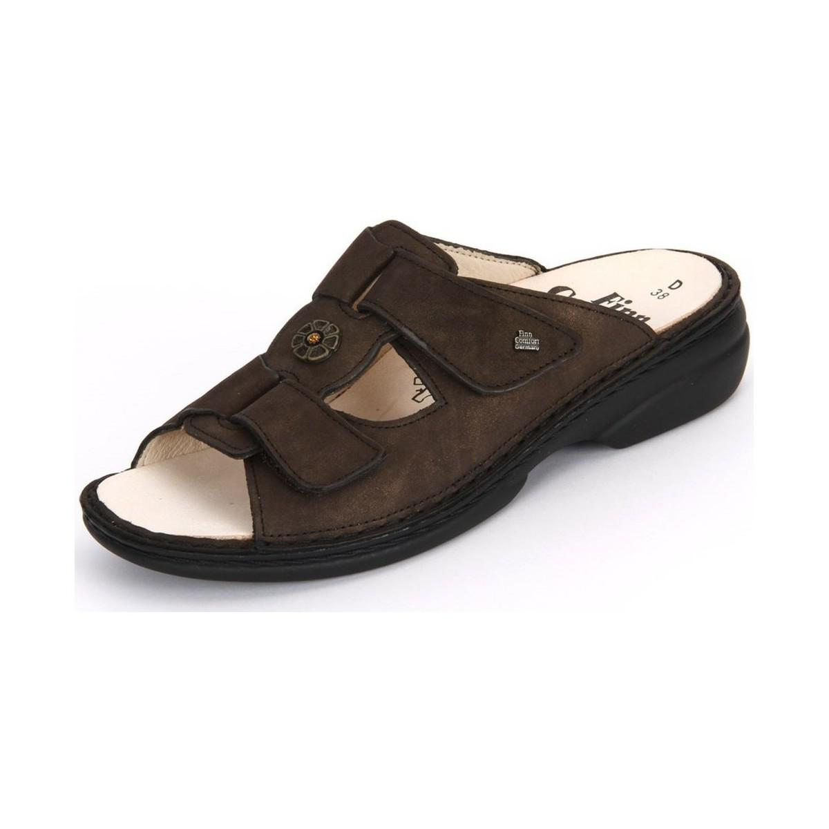 Finn Pattaya Kaffeeoro Frost women's Mules / Casual Shoes in Free Shipping Best Store To Get Outlet Cheapest Price Cheap Price Cost Buy Cheap For Sale Best Seller Cheap Price sG61GIV9