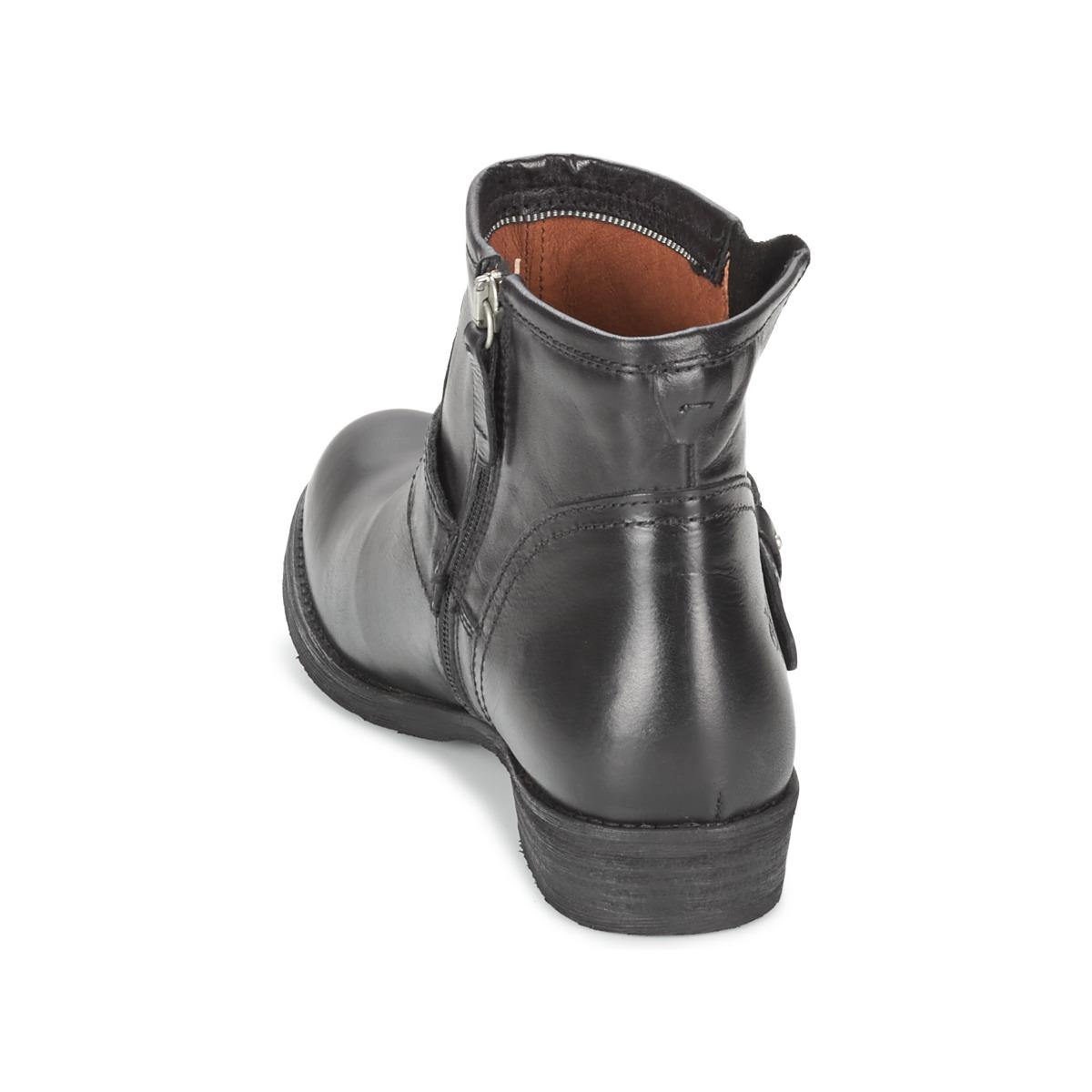 Marc O'polo Alice Women's Mid Boots In Black