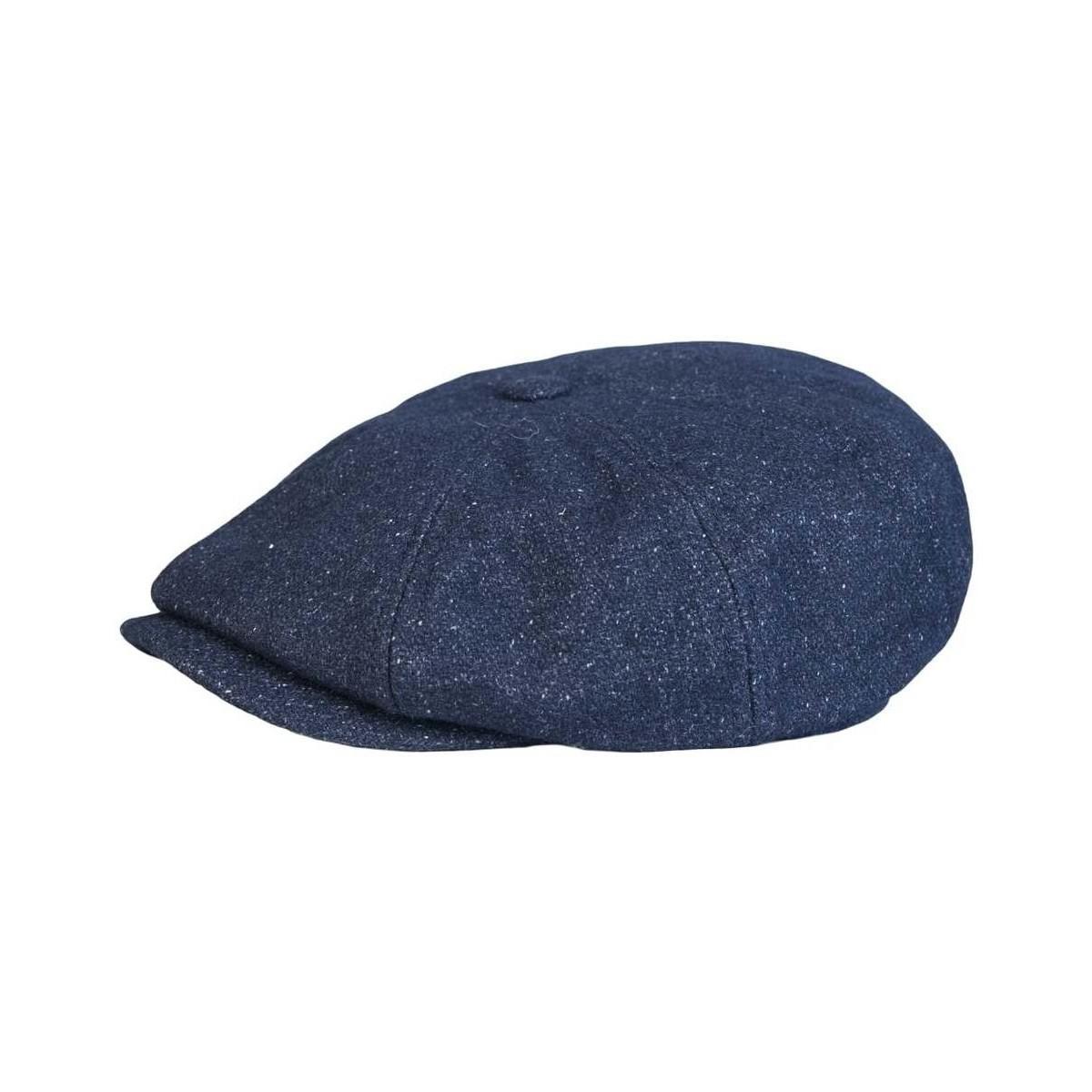 a3c19aa552e Ted Baker Flat Cap Xa7m Xn22 Gladstn Men s Beanie In Blue in Blue ...