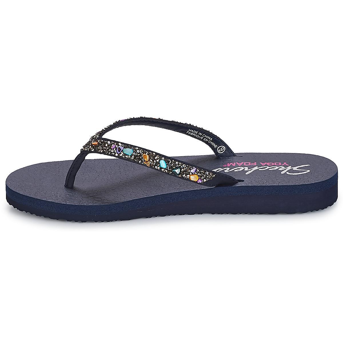 skechers womens flip flops