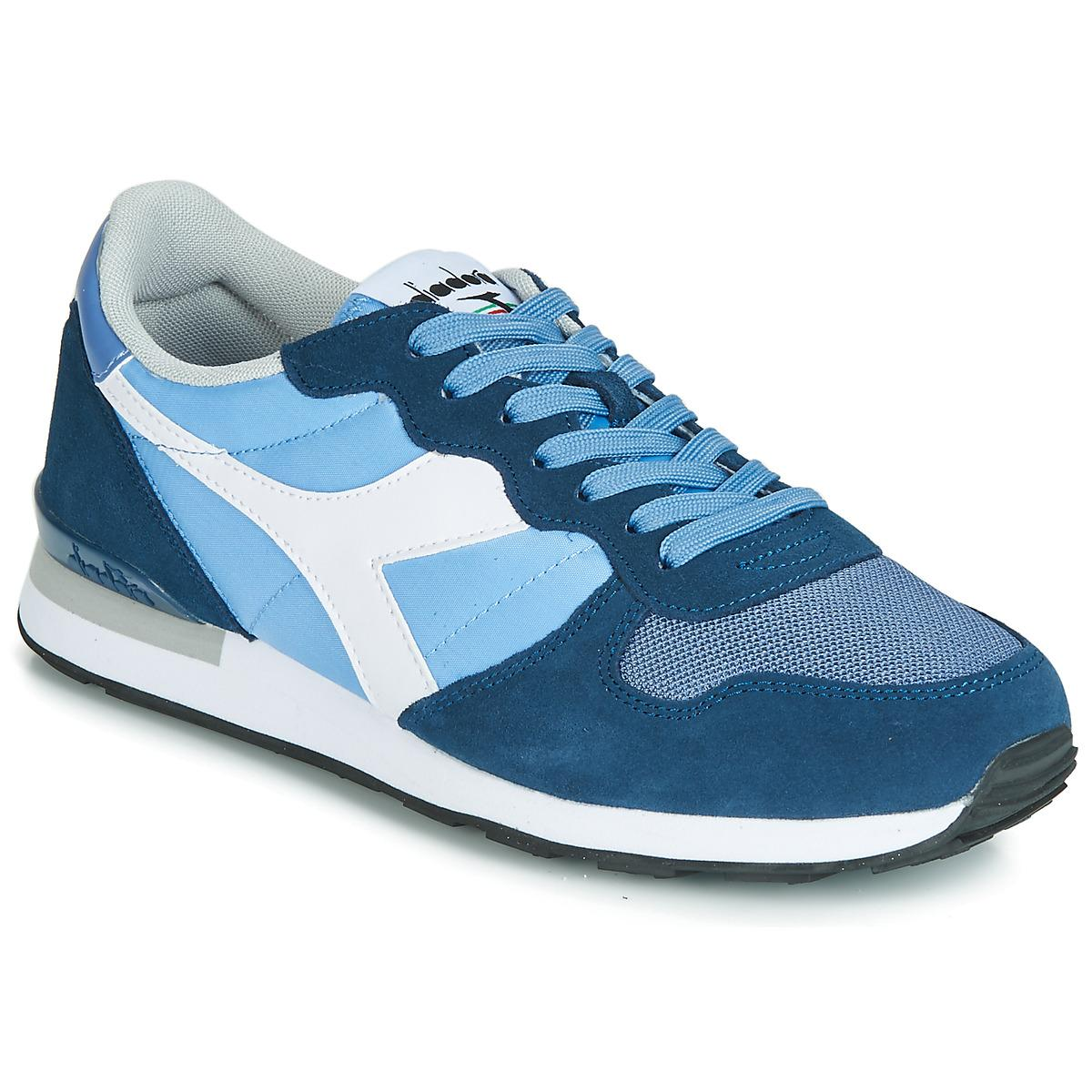 127777df2f3 Diadora Camaro Men's Shoes (trainers) In Blue in Blue for Men - Lyst