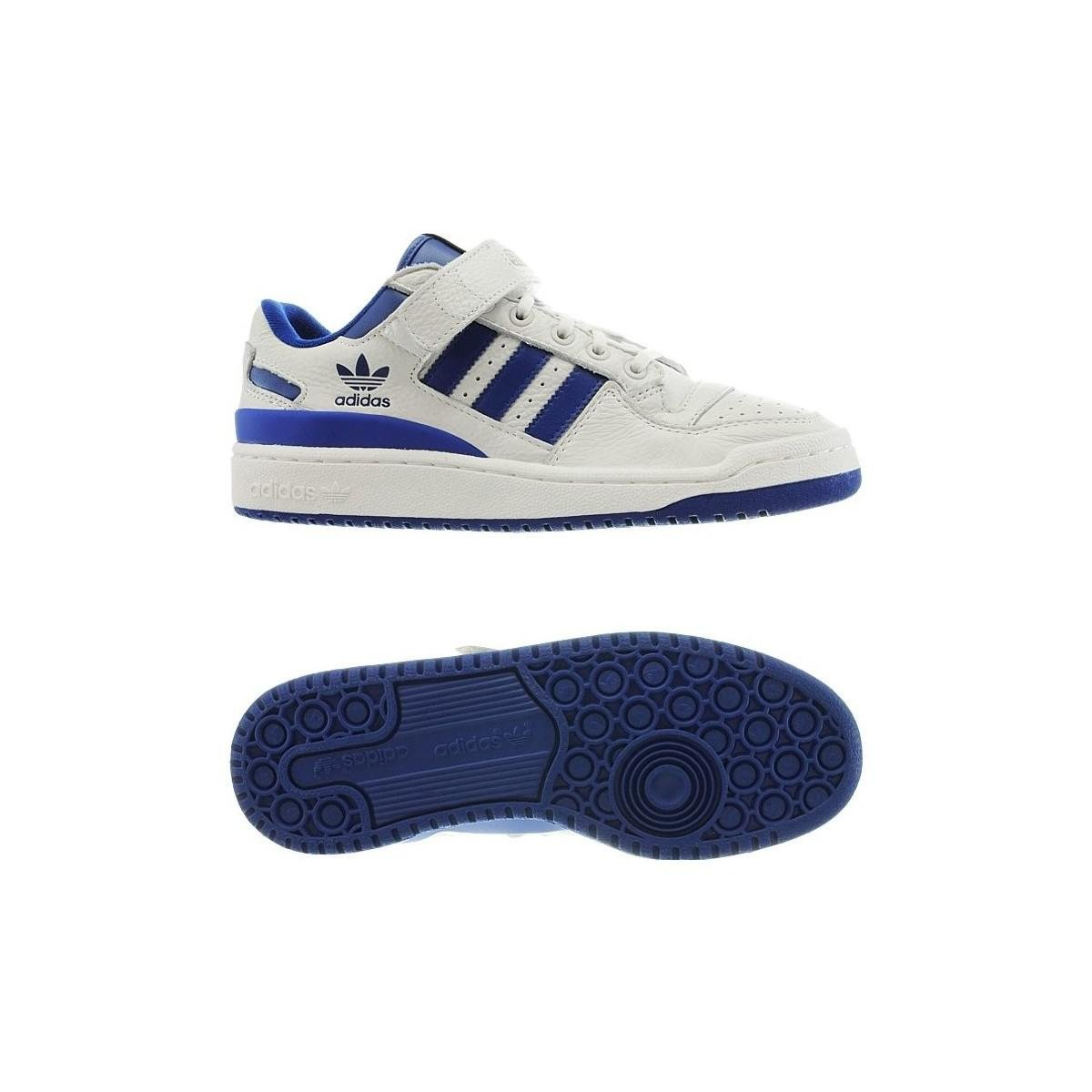 adidas Forum Lo Men's Shoes (trainers) In White for Men