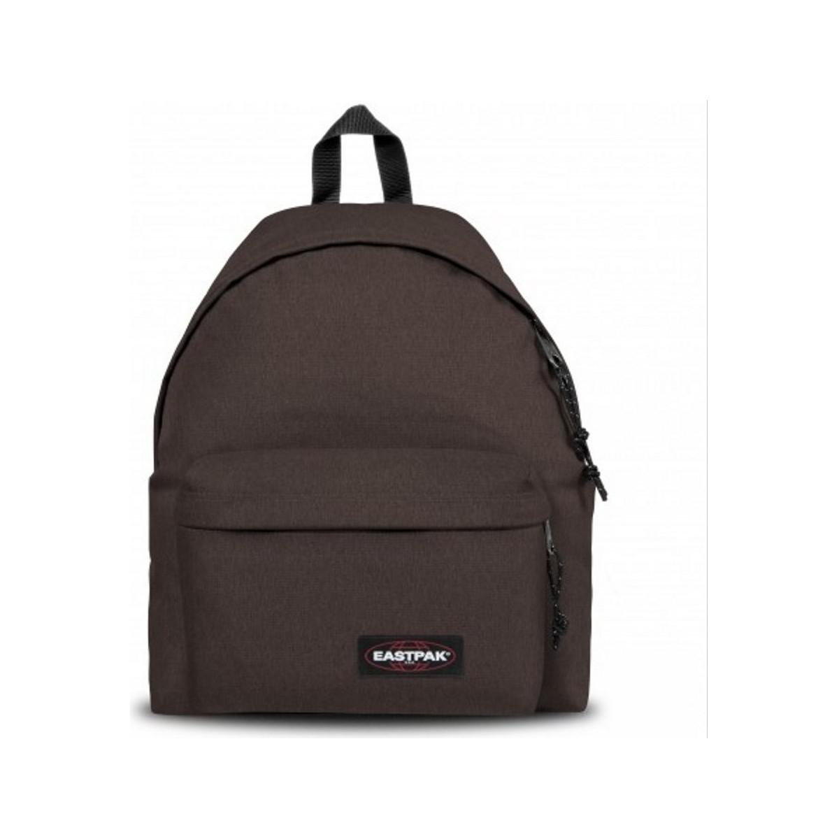 Eastpak Padded Pak'r Backpack - Crafty Brown Men's Backpack In Grey in Grey for Men