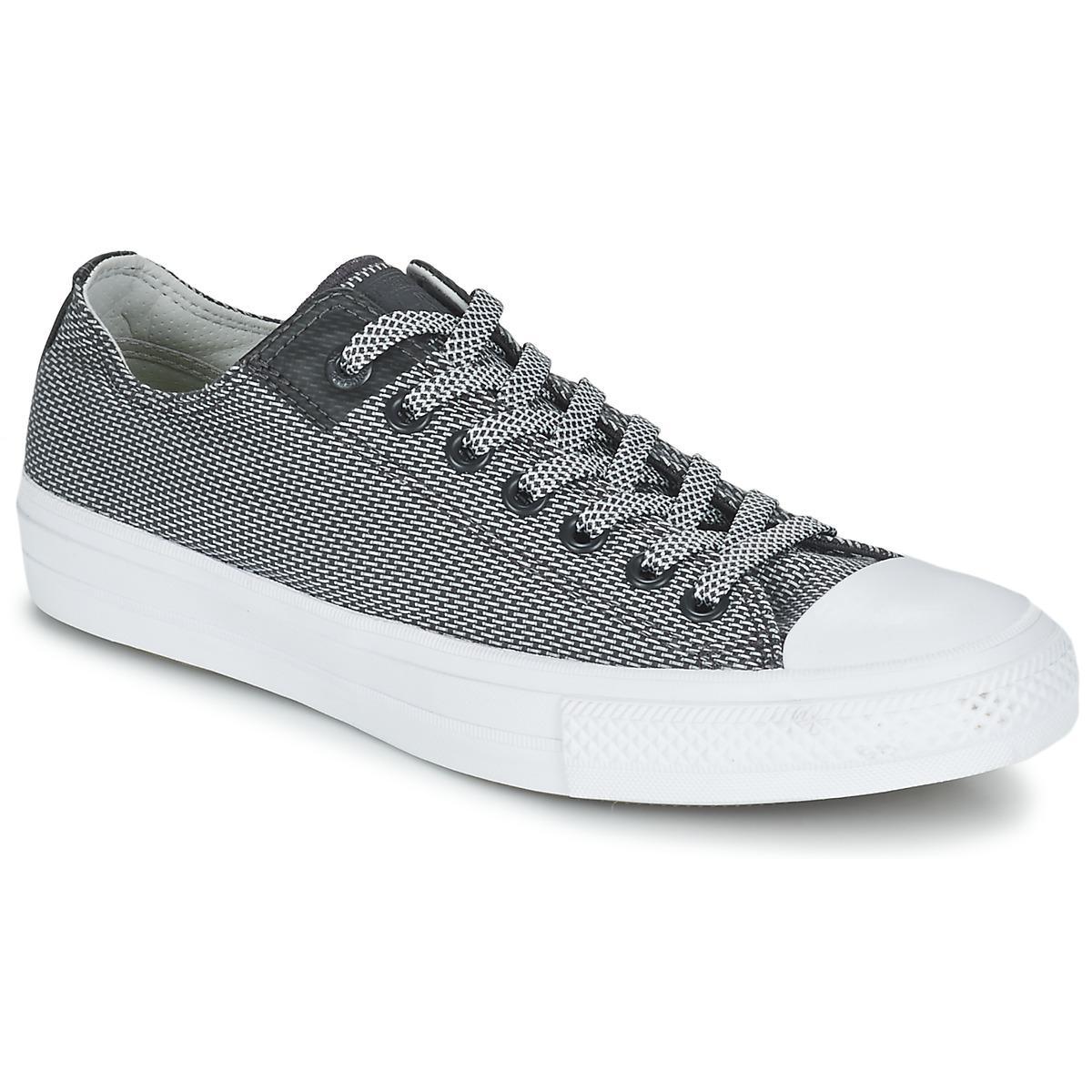 91e7f3acf9dd Converse Chuck Taylor All Star Ii Basketweave Fuse Ox Men s Shoes ...
