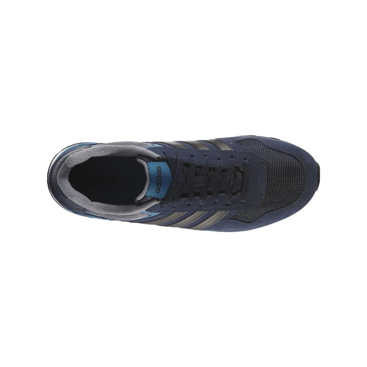 adidas 10 K Men's Shoes (trainers) In Black for Men