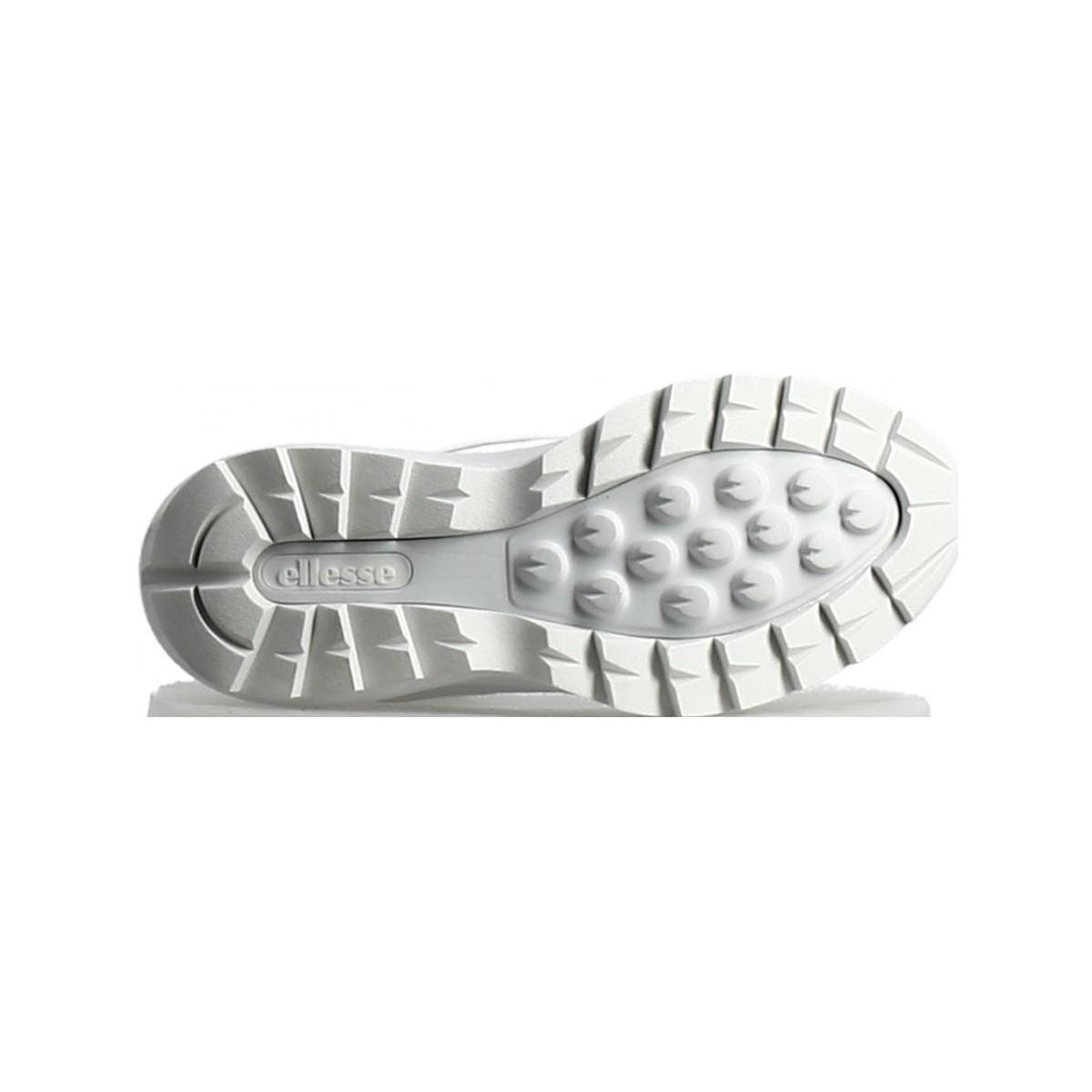 Baskets WOMAN RETRO Chaussures Ellesse en coloris Blanc O9fQ