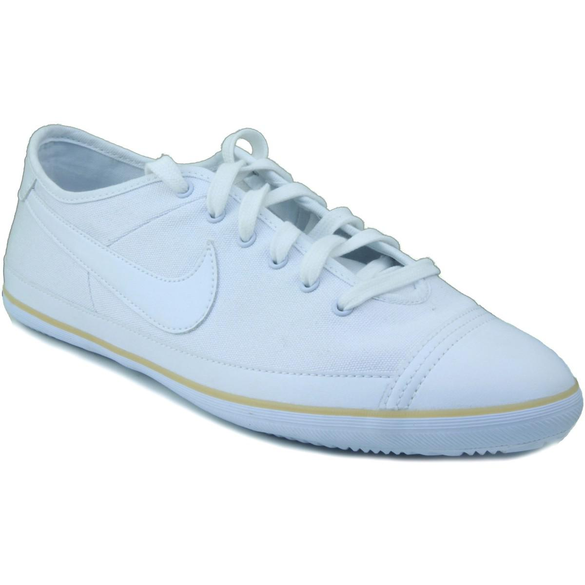 Todos compacto tragedia  Nike Flash Men's Shoes (trainers) In White for Men - Lyst