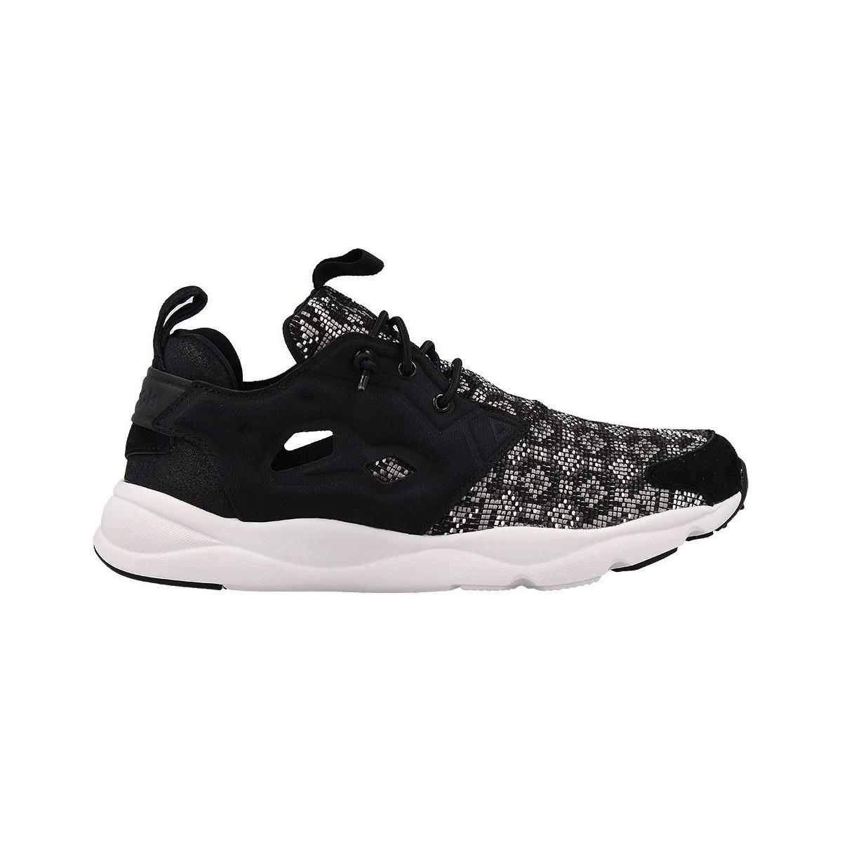 Reebok Furylite Gt Women s Shoes (trainers) In Black in Black - Lyst b1bfc9210