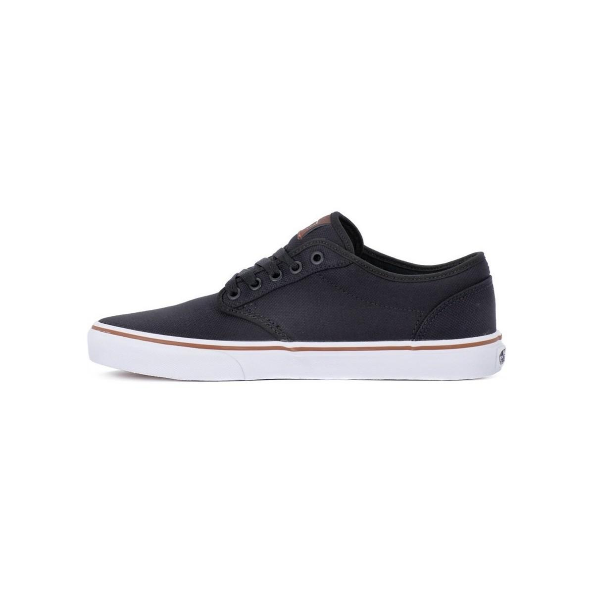27cd5d9f6b Vans Atwood S18 Cl Men s Shoes (trainers) In Black in Black for Men ...