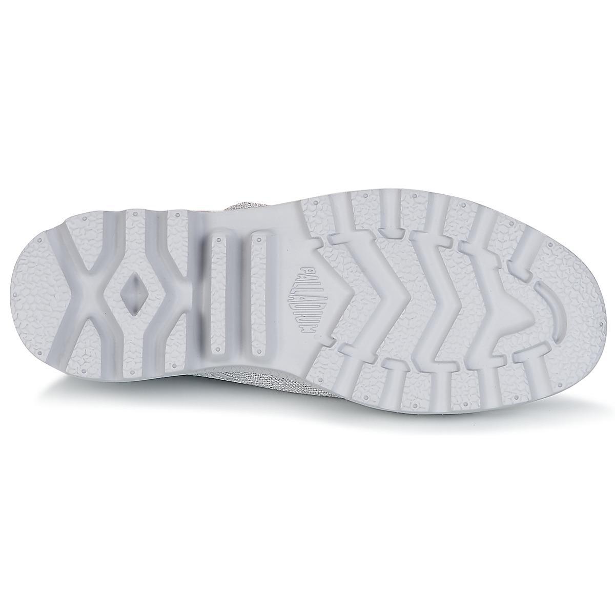 Gray Boots Lite K In Grey Ox Lyst Pampa Mid Women's Palladium wqgRzR