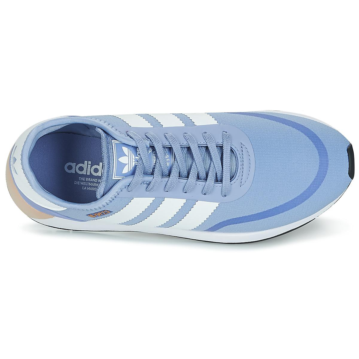 adidas Synthetic Iniki Runner Cls W Women's Shoes (trainers) In Blue