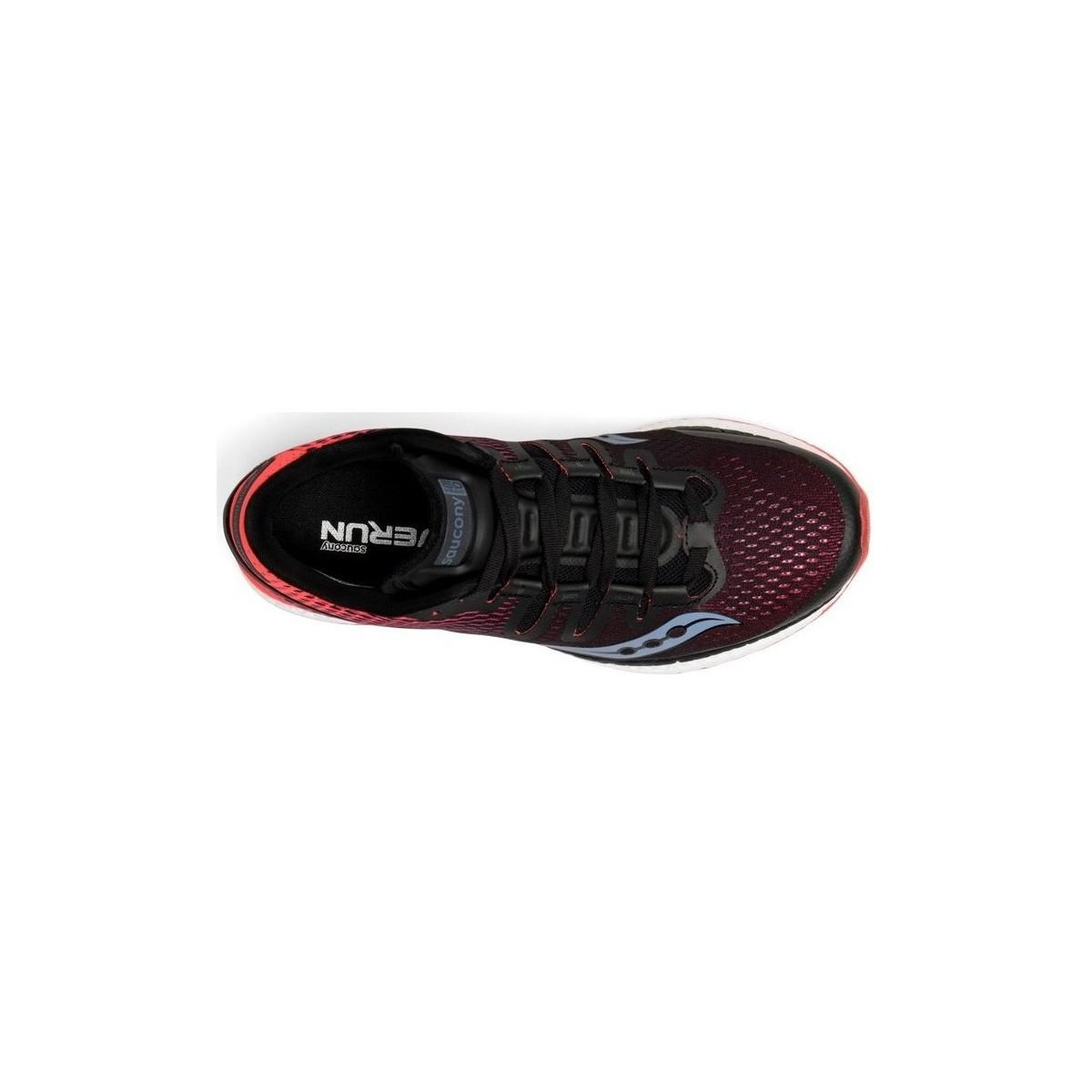 Saucony Freedom Iso Women's Running Trainers In Black