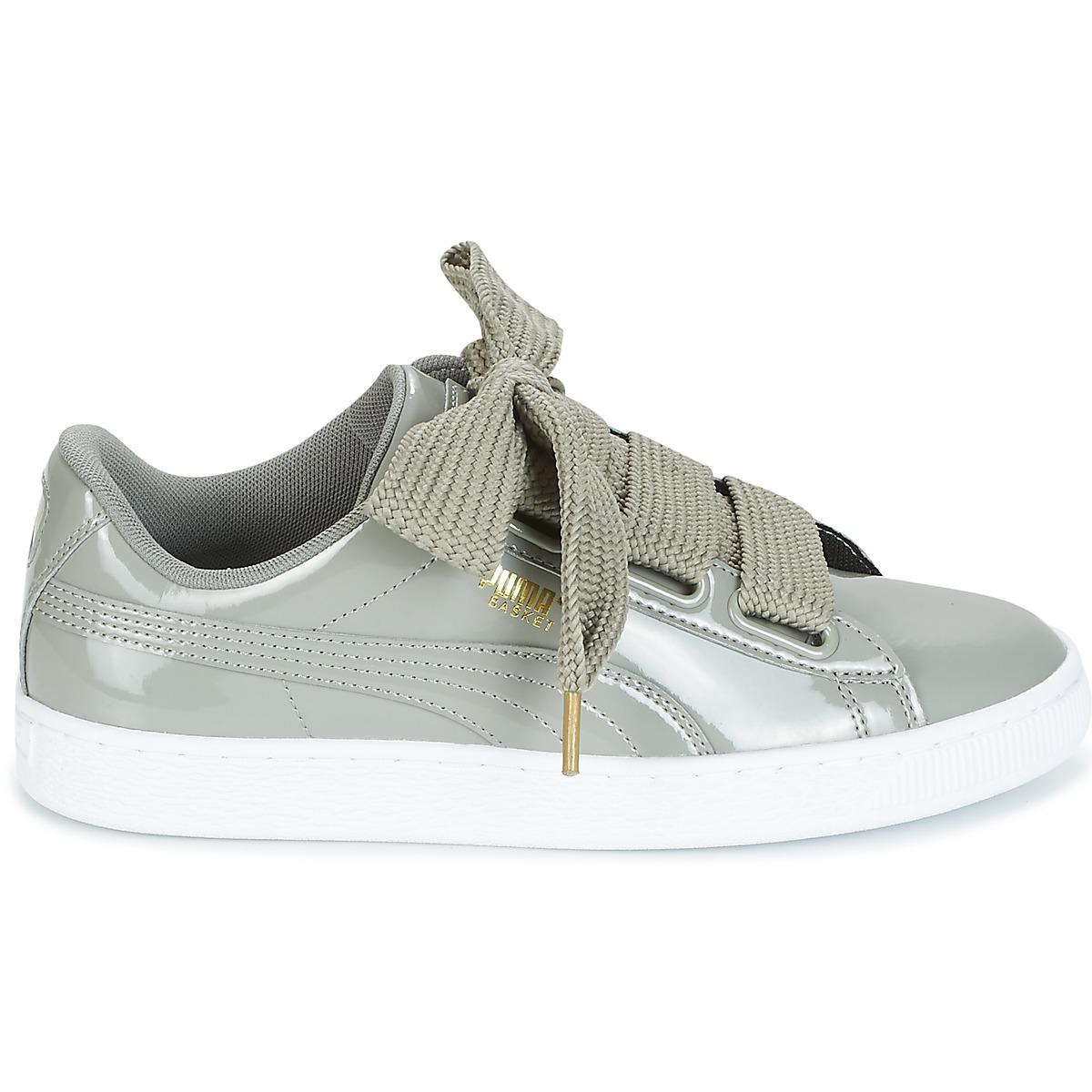 sports shoes 94c92 9c7f3 ... W s Women s Shoes (trainers) In Grey - Lyst. View fullscreen