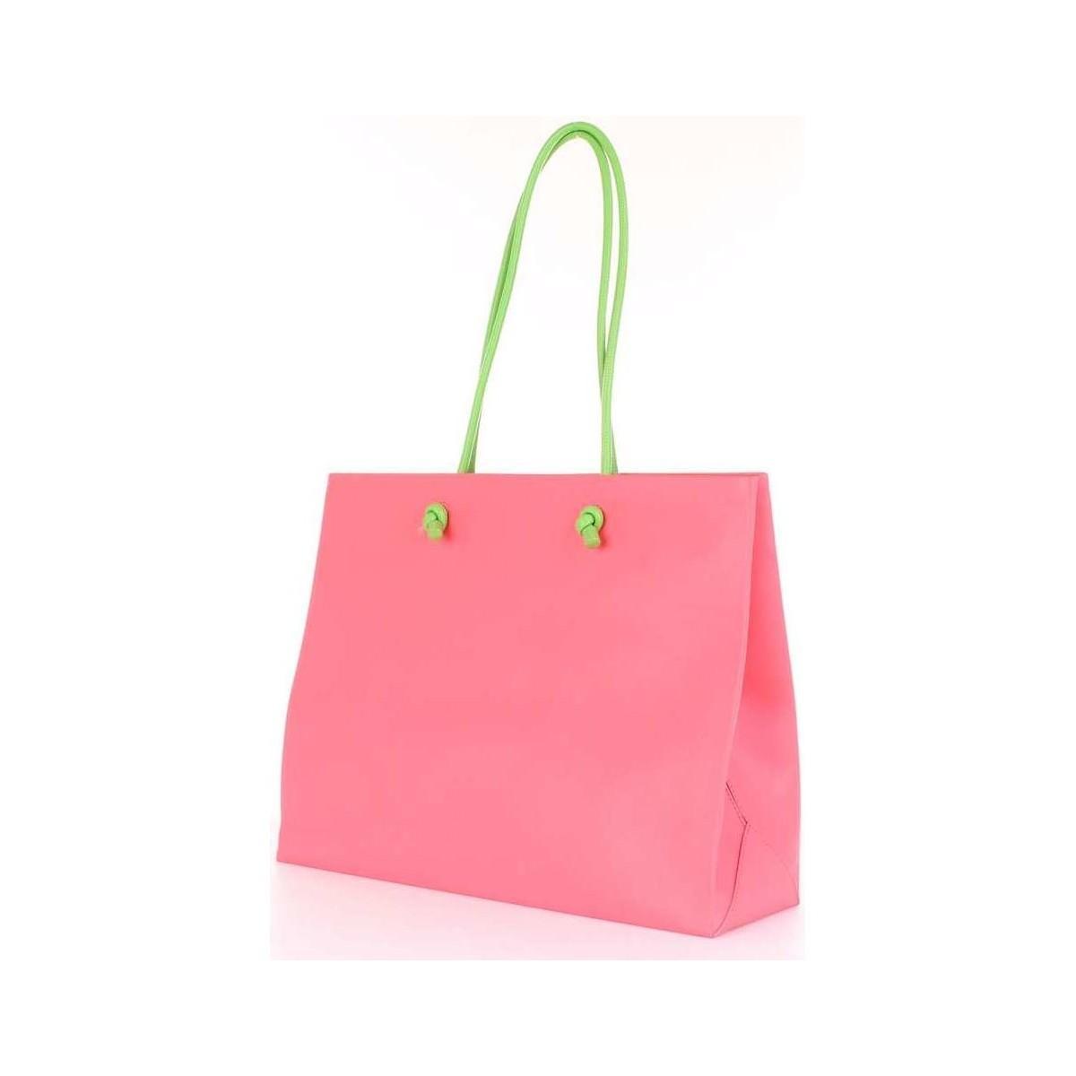 Alberta Ferretti Handtasche V70019001 in Pink fTf7I